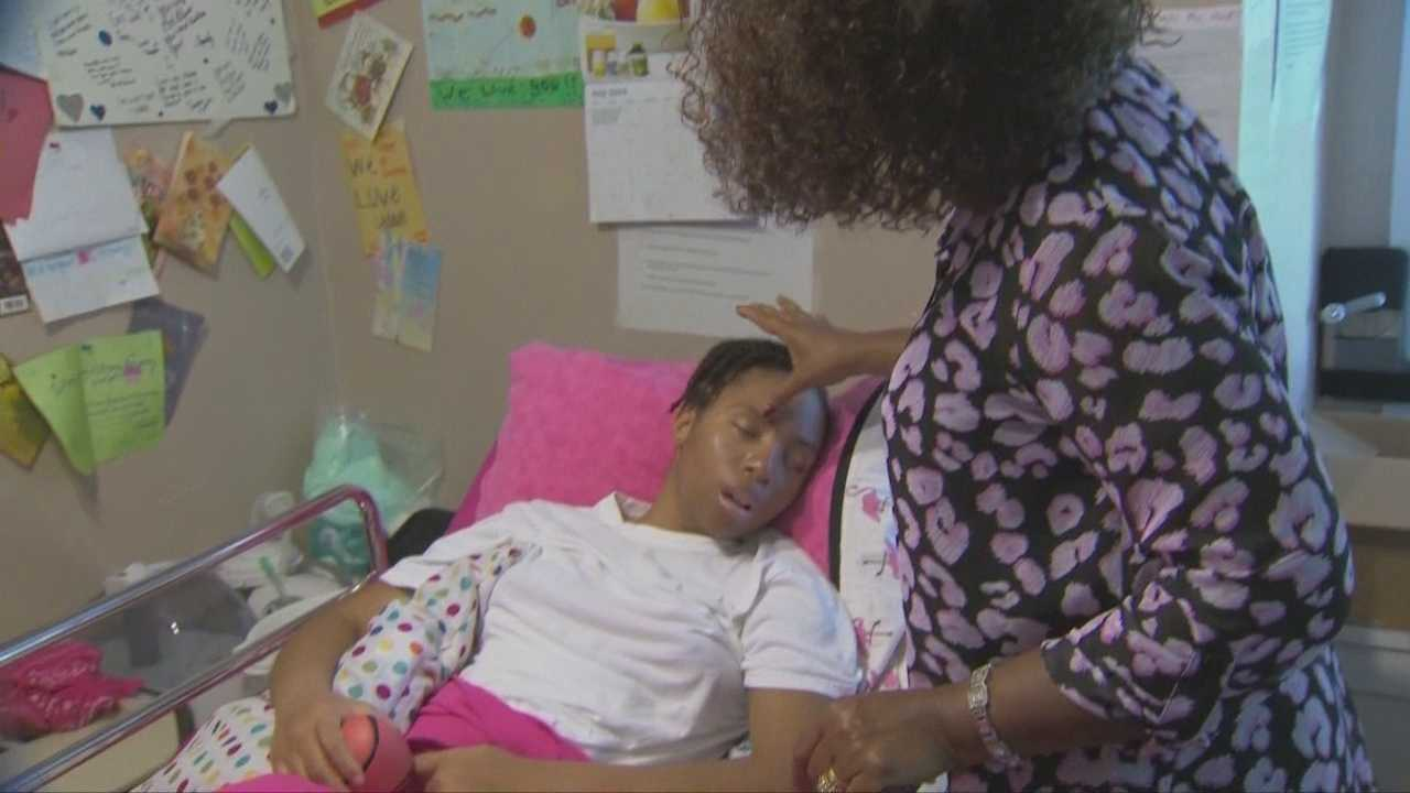 Picnic held for teen paralyzed by gunshot wound 2 years ago