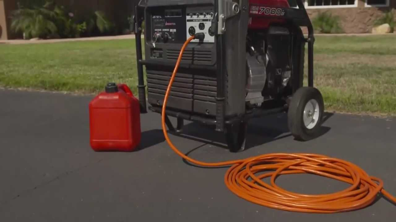 Authorities are renewing warnings about using generators after a local woman died and a man is in the hospital after unknowingly breathing carbon monoxide that seeped into their home from a running generator.