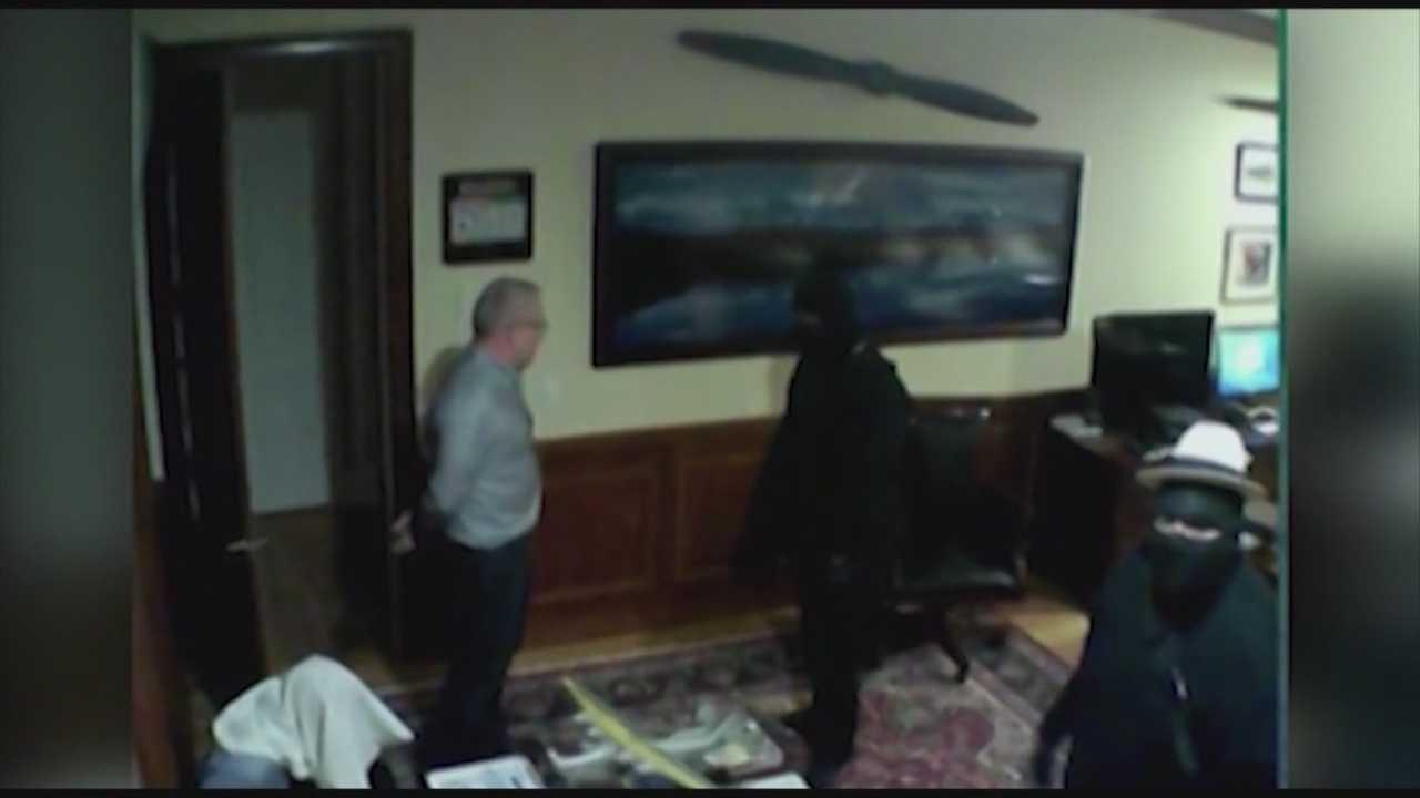 Judge revokes bond for accused ninja robber