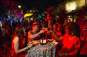 "Harambe Nights -- ""The Lion King"" recently acknowledged its 20th anniversary, and to celebrate, Disney's Animal Kingdom created after-hours fun with a new summer series, Harambe Nights.Harambe Nights includes a 55-minute theatrical extravaganza, ""The Lion King Concert in the Wild,"" a street party outside Harambe Theater and a buffet of culinary creations with an African inspiration.The last evening guests can experience Harambe Nights is Aug. 9. Tickets are $119 ages 10 and up and $79 ages 9 and under. Premium floor seating tickets are $134 ages 10 and up&#x3B; $94 ages 9 and under. Harambe Nights runs from 7-10:30 p.m."