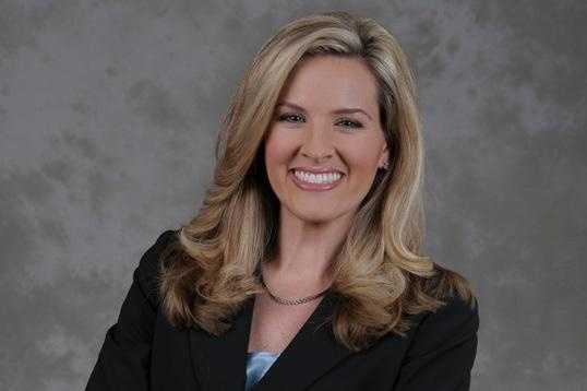It's WESH 2 News anchor Meredith McDonough.