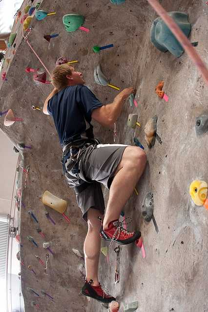 21. Aguille Rock Climbing CenterAguille has 10,000 square feet of climbing walls up to 36 feet high.Hours: Monday - Thursday 9 a.m. - 10 p.m., Friday - Saturday 9 a.m. - 11 p.m., Sunday 10 a.m. - 9 p.m.Address:  999 Charles St., Longwood, FL. 32750