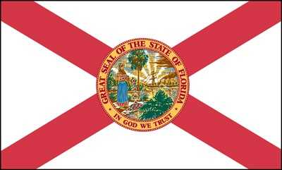 This symbol is Florida's state flag, which was adopted in 1900.