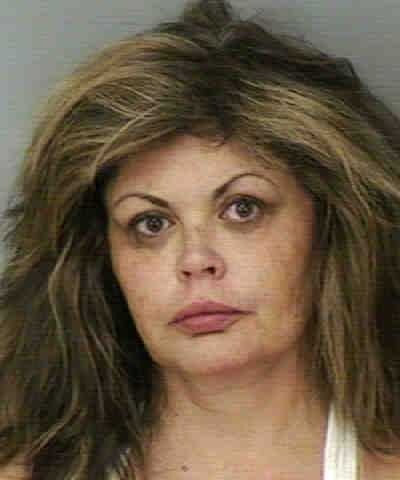 BERRY, SHERRY  LYNN - DISORDERLY INTOXICATION FTA ARRG