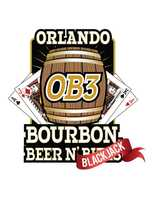 2. Orlando OB3 Bourbon Beer N' Black Jack When: Friday, August 22, 2014, 7 p.m. - 11 p.m. This premiere event benefits the Women′s & Girls′ Cancer Alliance of Central Florida. VIP entry will begin at 7 p.m. and General Admission at 8 p.m. The Highlights: Orlando Bourbon, Beer n′ Blackjack will present guests with all they care to taste of fine bourbons, spirits and unique craft beer while enjoying a game of Blackjack, Roulette, Craps and Texas Hold ′em. Bourbon and beer experts will be available to discuss their products and food samples will be offered by award winning restaurants. There will be live music, a DJ, cigar rollers, and Vegas Showgirls providing entertainment throughout the evening.Ticket Info: Tickets to attend OB3 are available in a four-tier structure. Designated Driver: All you care to taste non-alcoholic beverages and samples of delicious menu items from premium Orlando restaurants, sponsors bag of promotional items, $500 in Casino ChipsGeneral Admission: Session: 8 p.m. – 11 p.m., Commemorative Sampling Glass, sponsors bag of promotional itemsm, $500 in Casino ChipsVIP: Session: 7 p.m. – 11 p.m., one hour early admission, commemorative sampling glass and lanyard, sponsors bag of promotional items, $1000 in casino chipsTop Shelf VIP: Session: 7 p.m. – 11 p.m., one hour early admission, commemorative glass and lanyard, access to a private top shelf bar and hor d'oeuvres, three additional drinks from bars throughout venue, sponsors bag of promotional items, valet parking, $2000 in Casino ChipsWhere: The Winter Park Civic Center, 1050 W Morse Blvd., Winter Park, FL 32789