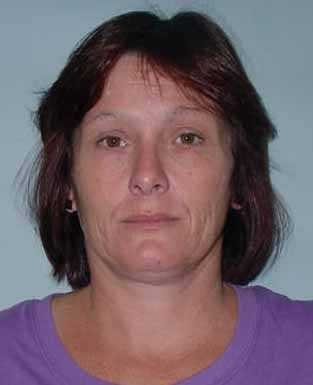 Sabrina Snell was convicted of grand theft. Her last known whereabouts was in Polk County.