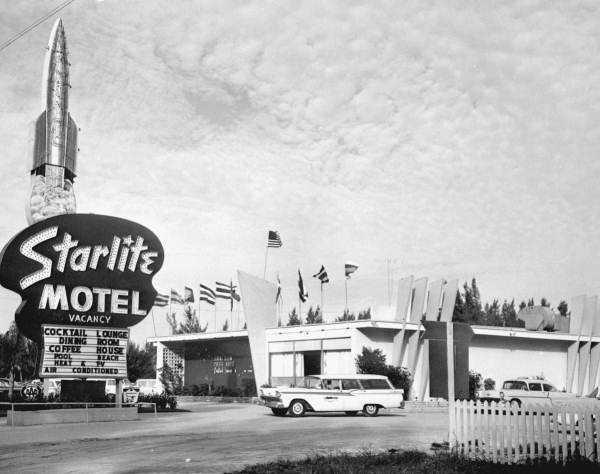 1960s: Starlite motel