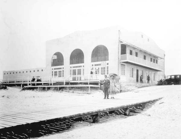 1920s: Cocoa Beach Bath House Casino