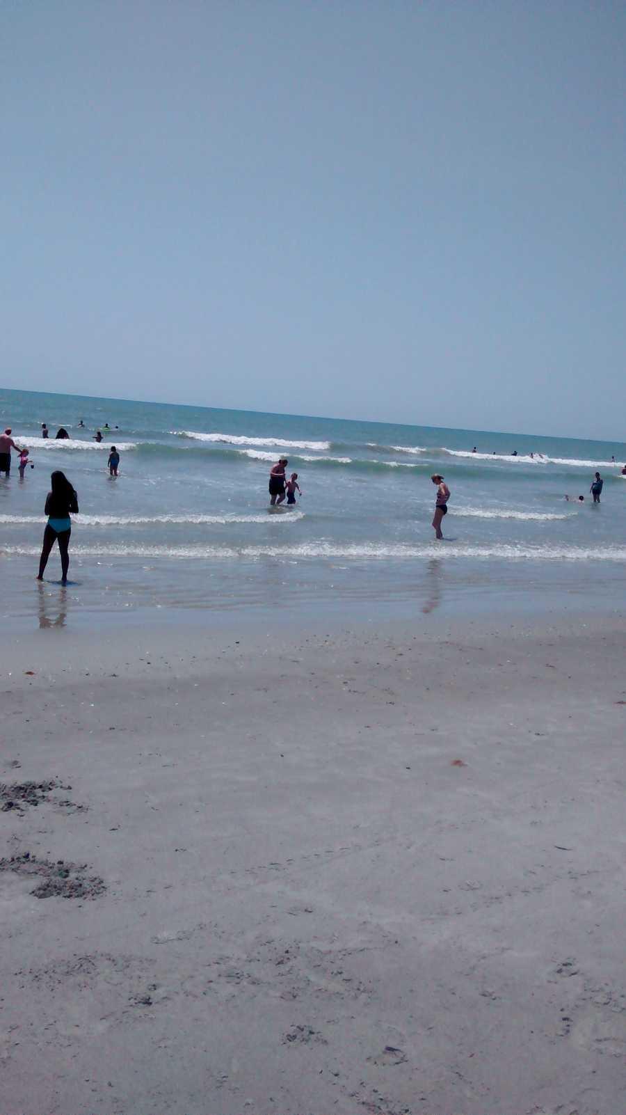 2014: Cocoa Beach today