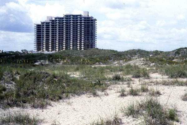 1986: The Inlet at New Smyrna Beach condominium