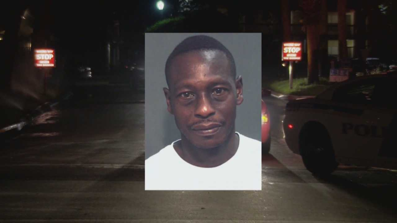 img-Standoff suspect caught noon