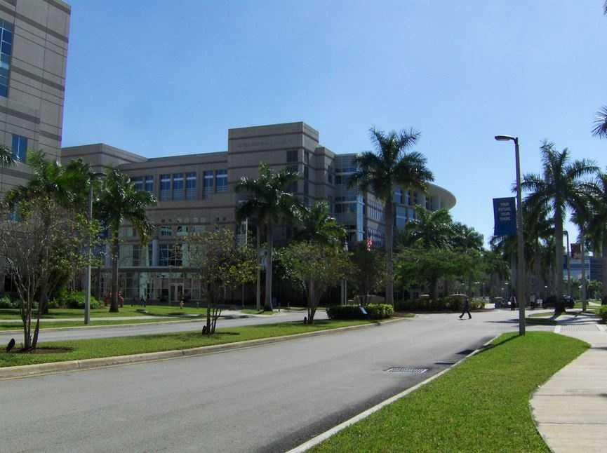 8. Nova Southeastern University - $31,939