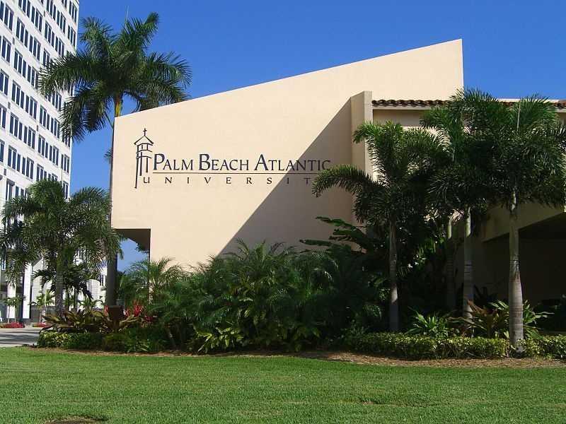 12. Palm Beach Atlantic University - $28,520