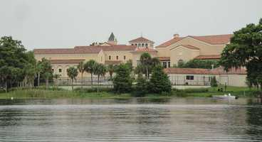 11. Rollins College - $30,634