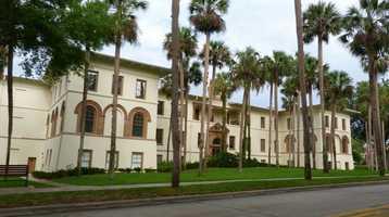 5. Stetson University - $33,278
