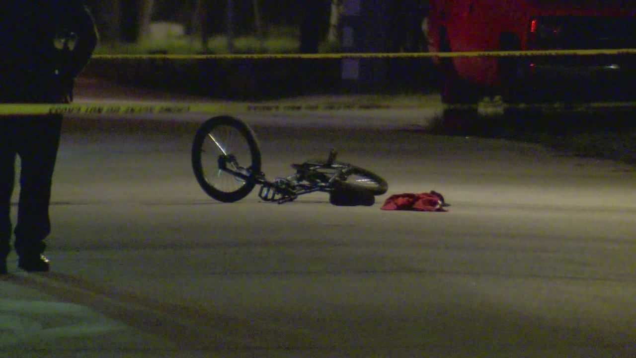 Fight in a Sanford neighborhood leaves two injured in shooting incident, including a nine-year-old bystander