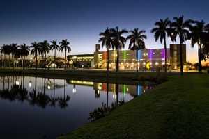 16. Miami Dade College: $2,483