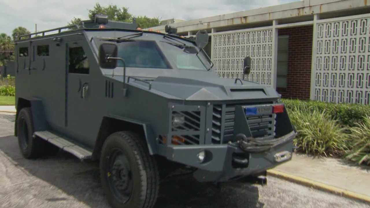 Orlando has been given the green light to buy a new armored vehicle that is expected to cost nearly a quarter of a million dollars.