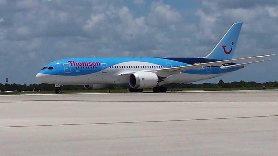 2013: Orlando-Sanford International Airport