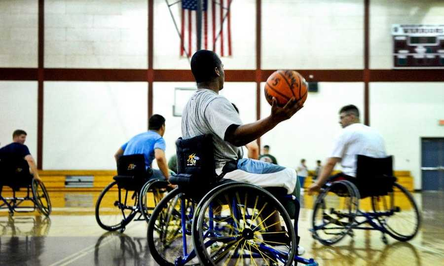 Army veteran Romy Camargo offers statistics on paraplegic and tips for anyone going through pain and adversity.