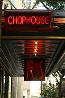 10. Kres Chophouse Located in a historic building in Downtown Orlando, this restaurant serves steaks and seafood with a Mediterranean influence. Address: 17 W. Church St., Orlando, FL 32801