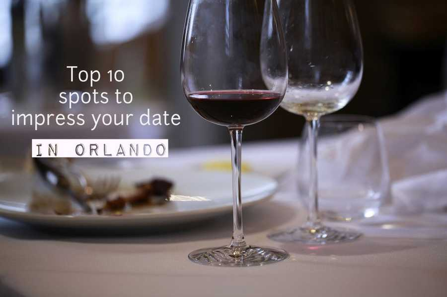 Whether going on your first date or your 40th, Orlando makes it easy to impress your special someone with its variety of upscale and romantic dining options. We recommend these 10 spots for a date night - and we are fairly certain they will lead to a follow-up.