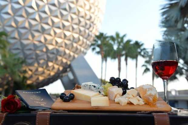1. Epcot Food & Wine Festival Where: Epcot at Walt Disney World, 200 Epcot Center Dr., Bay Lake, FL 32830When: Sat., Sept. 19 - Nov. 10Cost: Park admission plus cost of food Take a journey around the World Showcase while tasting the culinary creations of chefs from around the world.