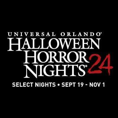 2. Halloween Horror Nights 24Where: Universal Orlando, 6000 Universal Blvd., Orlando, FL 32819When: Sept. 19 - Nov. 1Cost: Visit HHN24 website for ticket pricing Travel through Universal Orlando while encountering terrifying creatures looking for their next victims.