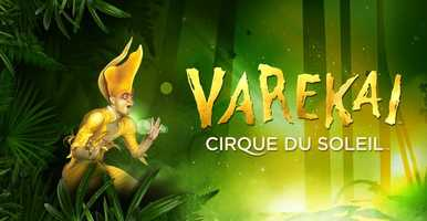 """5. Cirque Du Soleil - VarekaiWhen: Sept. 19-21Where:Amway Center, 400 W. Church St., Orlando, FL 32801Cost: Visit amwaycenter.com for ticket pricingThe word Varekai (pronounced ver·ay·'kie) means """"wherever"""" in the Romany language of the gypsies -- the universal wanderers. Written and directed by Dominic Champagne, this production pays tribute to the nomadic soul, to the spirit and art of the circus tradition, and to those who quest with infinite passion along the path that leads to Varekai.Varekai emerges from an explosive fusion of drama and acrobatics."""