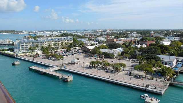 5. Key West, FLPopulation: 25,249Violent Crimes: 8.24 per 1,000 residentsProperty Crimes: 61.23 per 1,000 residentsTotal Reported Crimes: 69.47 per 1,000 residents