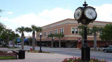 9. Fort Pierce, FLPopulation: 42,566Violent Crimes: 11.14 per 1,000 residentsProperty Crimes: 54.81 per 1,000 residentsTotal Reported Crimes: 65.95 per 1,000 residents