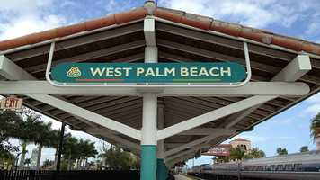 15. West Palm Beach, FLPopulation: 102,422Violent Crimes: 8.02 per 1,000 residentsProperty Crimes: 52.76 per 1,000 residentsTotal Reported Crimes: 60.78 per 1,000 residents