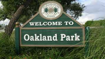16. Oakland Park, FLPopulation: 42,701Violent Crimes: 7.85 per 1,000 residentsProperty Crimes: 52.90 per 1,000 residentsTotal Reported Crimes: 60.75 per 1,000 residents