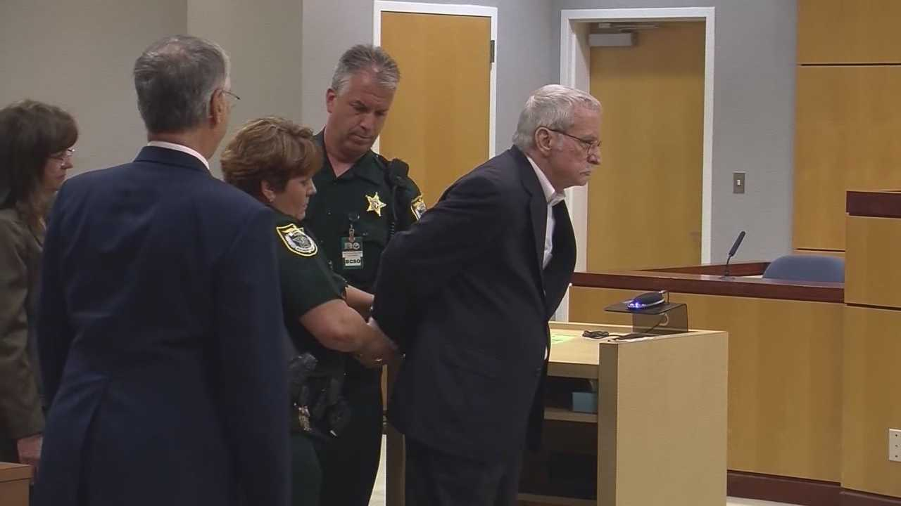 A jury has found William Sherwood guilty in a road-rage murder trial in Brevard County.