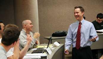 37: Health Specialties Teachers, Postsecondary - $106,880