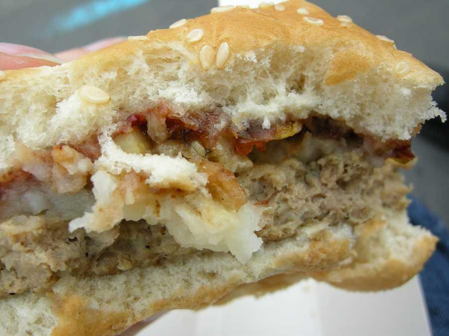 16. Pom Pom's Teahouse & SandwicheriaWhere else can you get a turkey, cranberry, mashed potato sandwich?Price range:Under $10Address:67 N Bumby Ave., Orlando, FL 32803