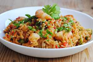 9. King Cajun CrawfishIf you're looking for a taste of Creole cuisine, then head on over and try their Po Boy, gumbo or jambalaya.Price range: $11-30Address: 914 N Mills Ave., Orlando, FL 32803