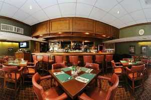 4. Red Fox Lounge in the Best Western Mt. Vernon HotelThis lounge will take you back to the 1960s, with old-school beverages, hunting decor and even music by lounge duo Mark Wayne and Lorna Lambey.