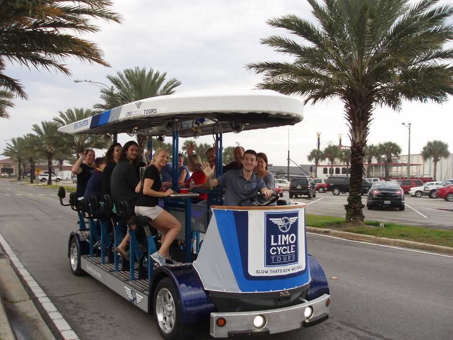 It's no secret why Orlando is the No. 1 tourist destination in the world. This past year, Orlando welcomed 57 million visitors to the city. We are thankful for that, but as locals, sometimes it's nice to escape all the chaos. Here are our picks for the best tours in Orlando that are perfect for the residents.