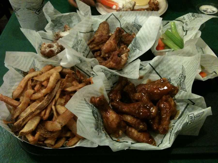 4. WingstopSee locations here.