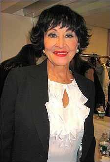 Chita Rivera - Dec. 15 - Dec. 17