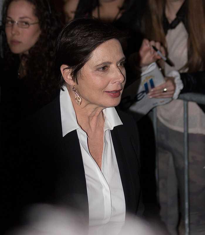 Isabella Rosellini - Dec. 24 - Dec. 25