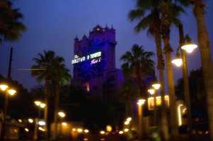 10. Tower of Terror - Disney's Hollywood Studios