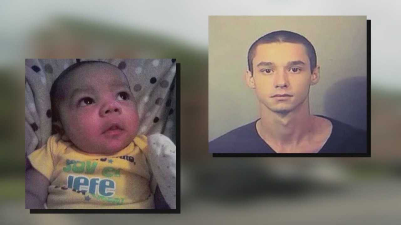 A Brevard County judge has issued a warrant charging a babysitter with the murder of a Palm Bay baby.