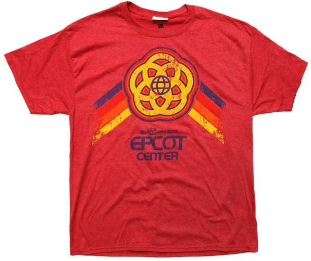 Walt Disney World will begin selling retro-inspired Epcot Center merchandise in October.