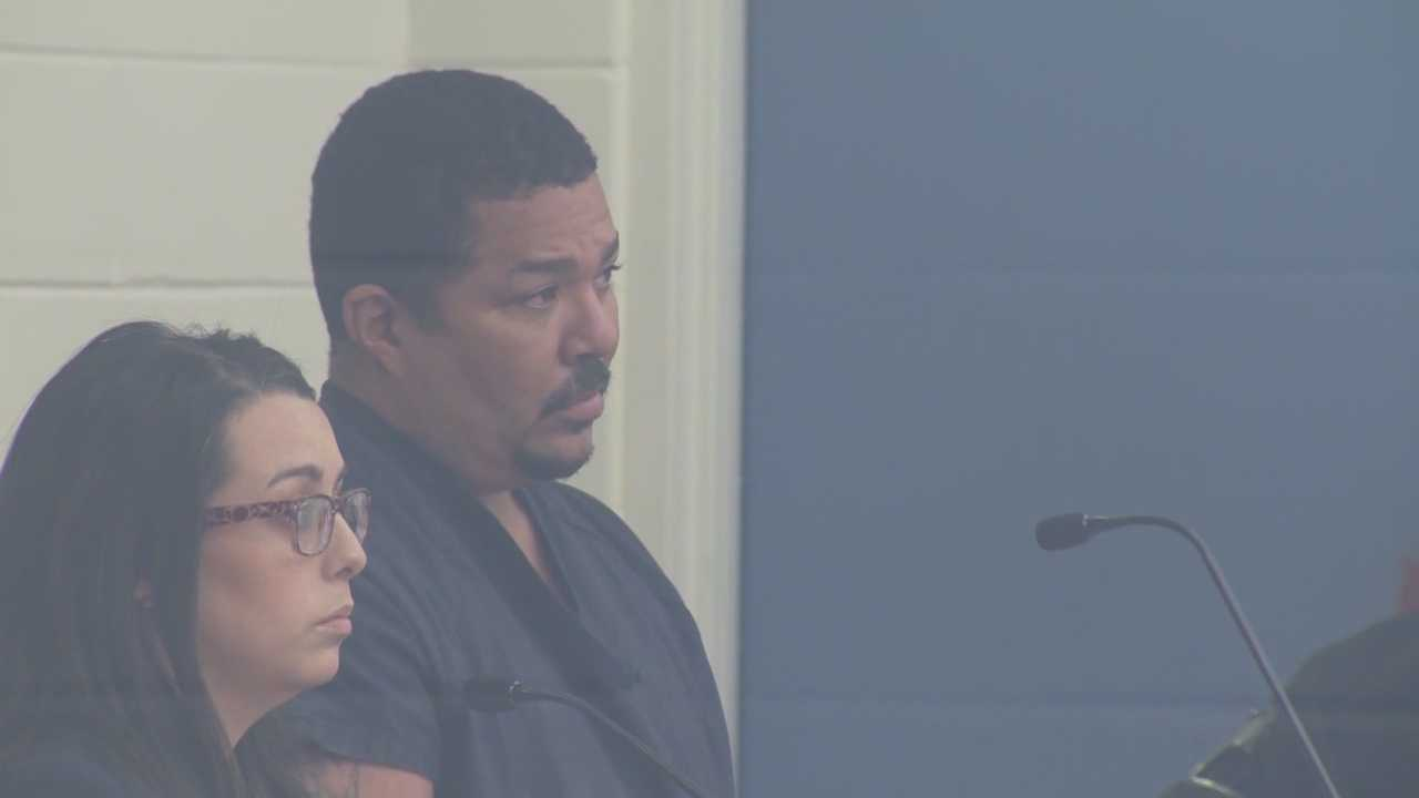 Bond has been set for Santiago Torres Jr., accused of setting the bed of his terminally-ill father on fire as he slept.