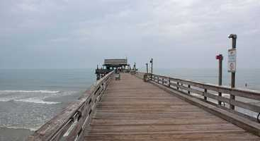 Cocoa Beach Pier: 401 Meade Ave., Cocoa Beach.