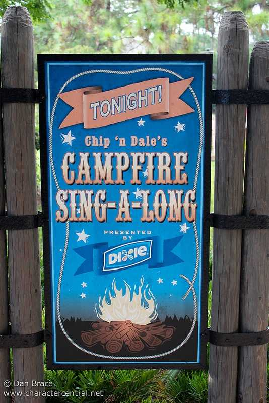 22. Chip 'n Dale's Campfire Sing-A-LongBring your own marshmallows and sticks to Disney's Fort Wilderness, or purchase a s'mores kit from the Chuckwagon Snack Bar. After you enjoy the gooey goodness, croon along to old-time favorites led by a guitar-playing cowboy, as Chip 'n Dale visit for photos, autographs, smiles and fun.Admission is free and open to all Disney guests whether staying at Fort Wilderness or not. Address: 4510 Fort Wilderness Trail, Orlando, FL 32836