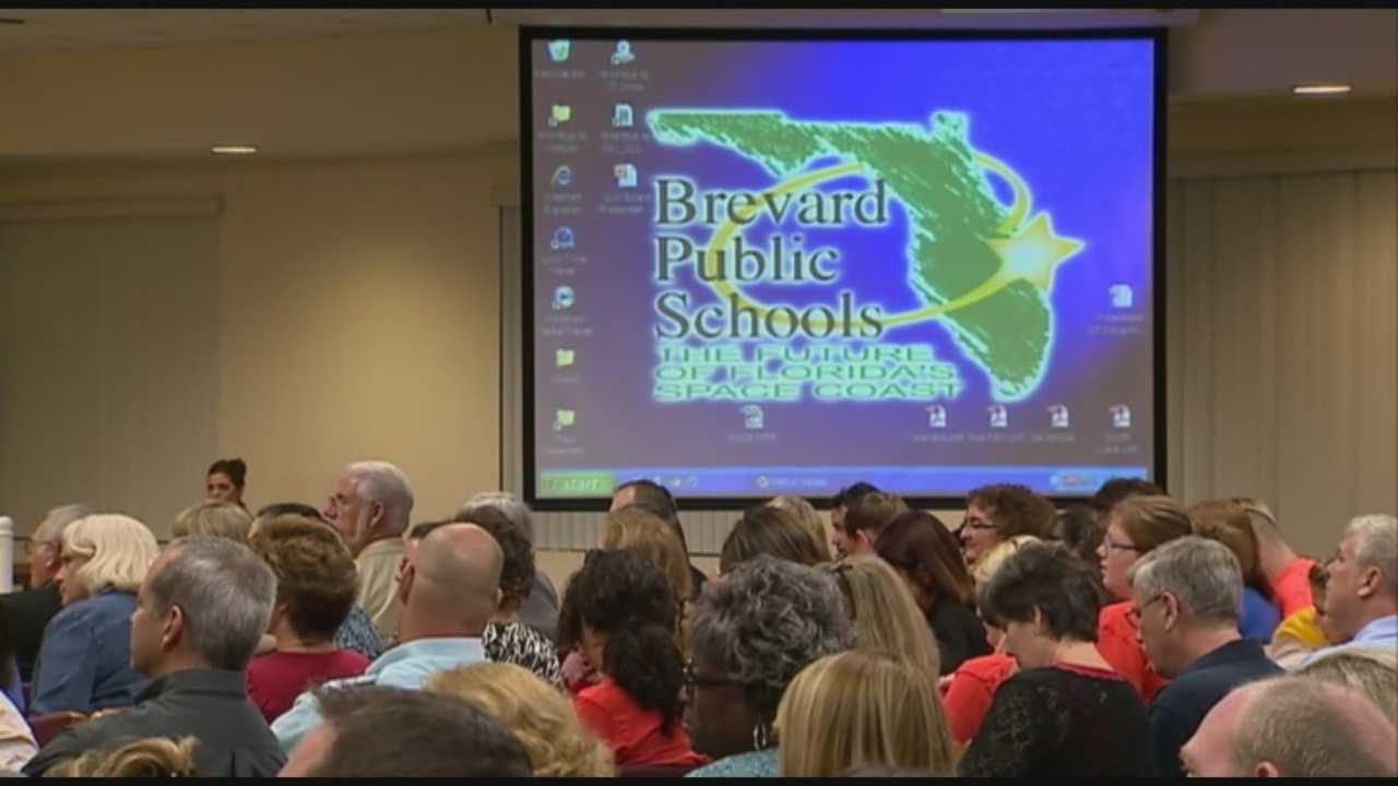 A negative vote to raise the sales tax in Brevard County may force several school closures in the county.