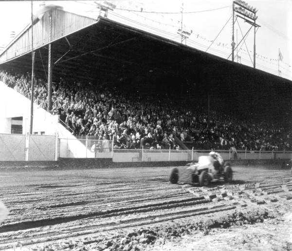 1964: A race at the Florida State Fair.